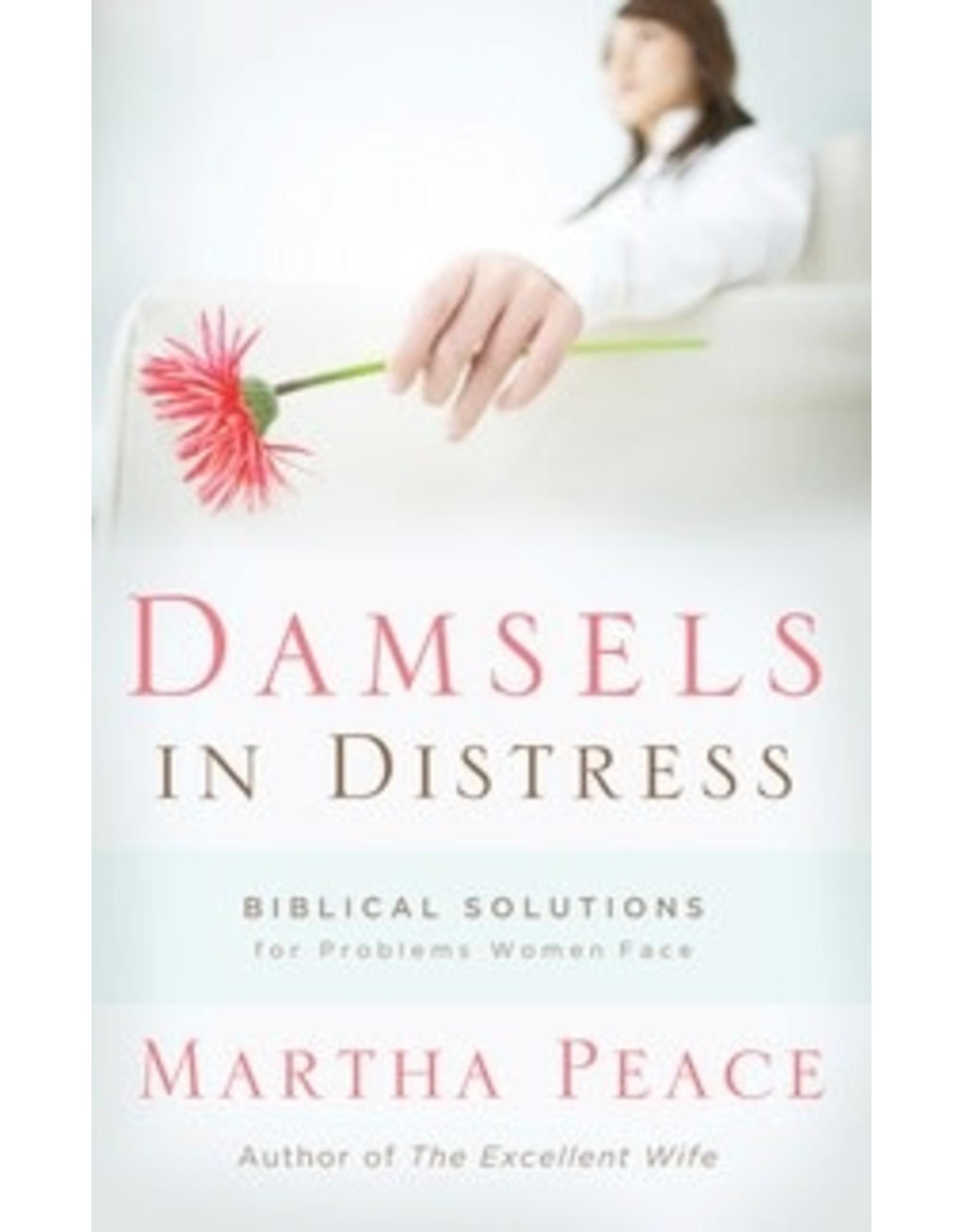 Peace Damsels in Distress