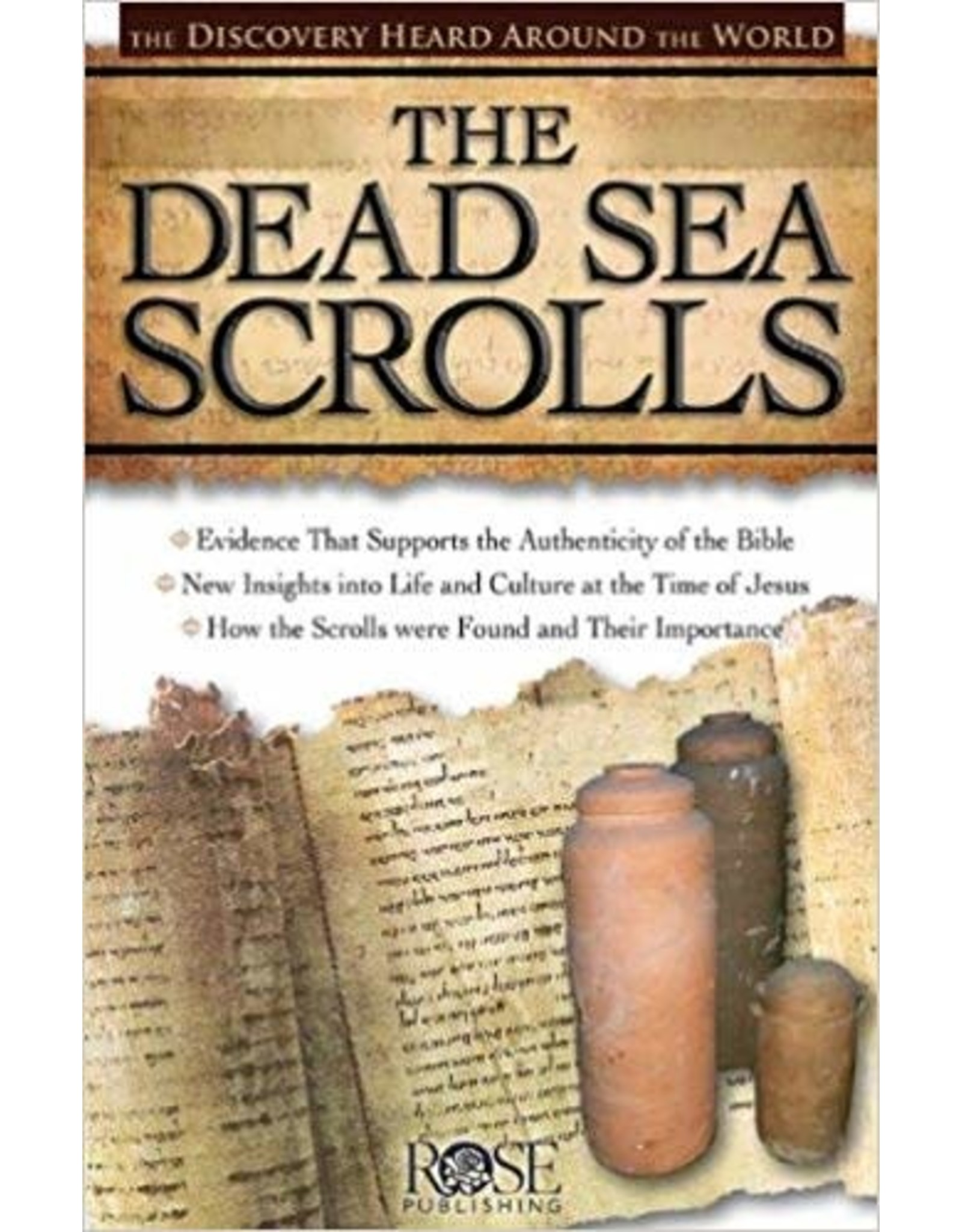 Rose Publishers The Dead Sea Scrolls