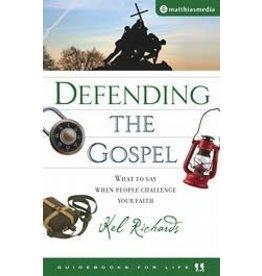 Richards Defending The Gospel