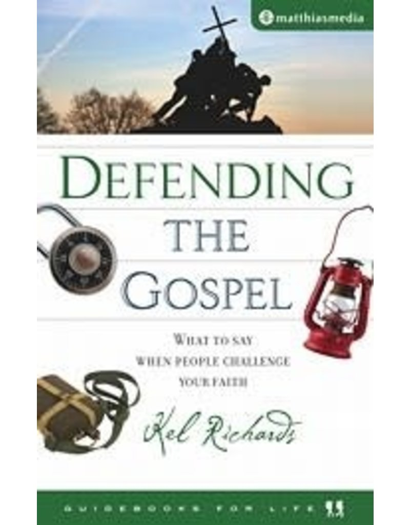 Richards Defending The Gospel