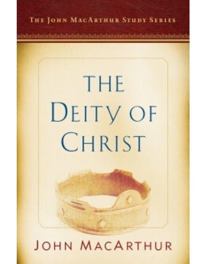 Deity of Christ, The