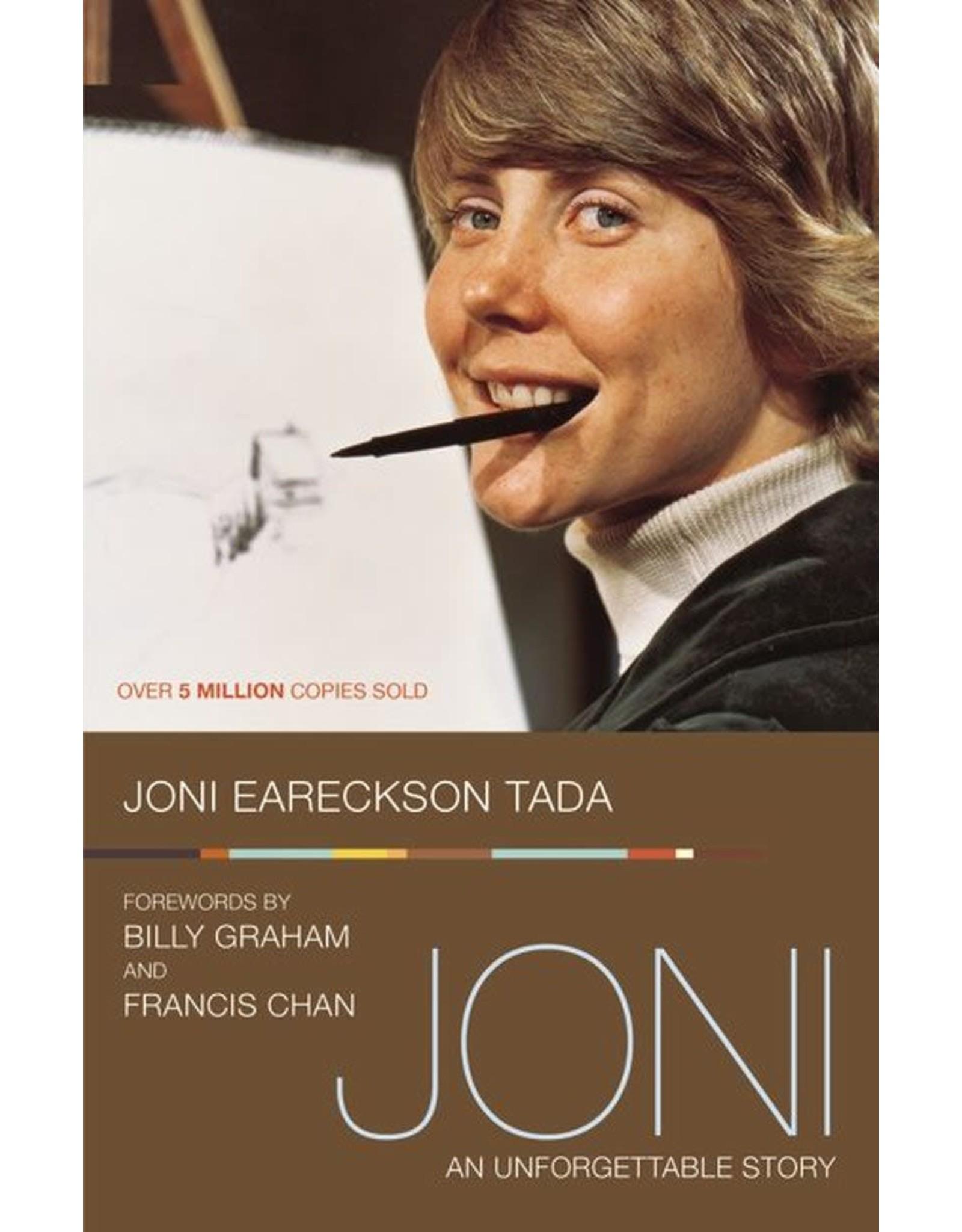 Eareckson Tada Joni An Unforgettable Story