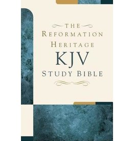 Reformation Heritage King James Bible