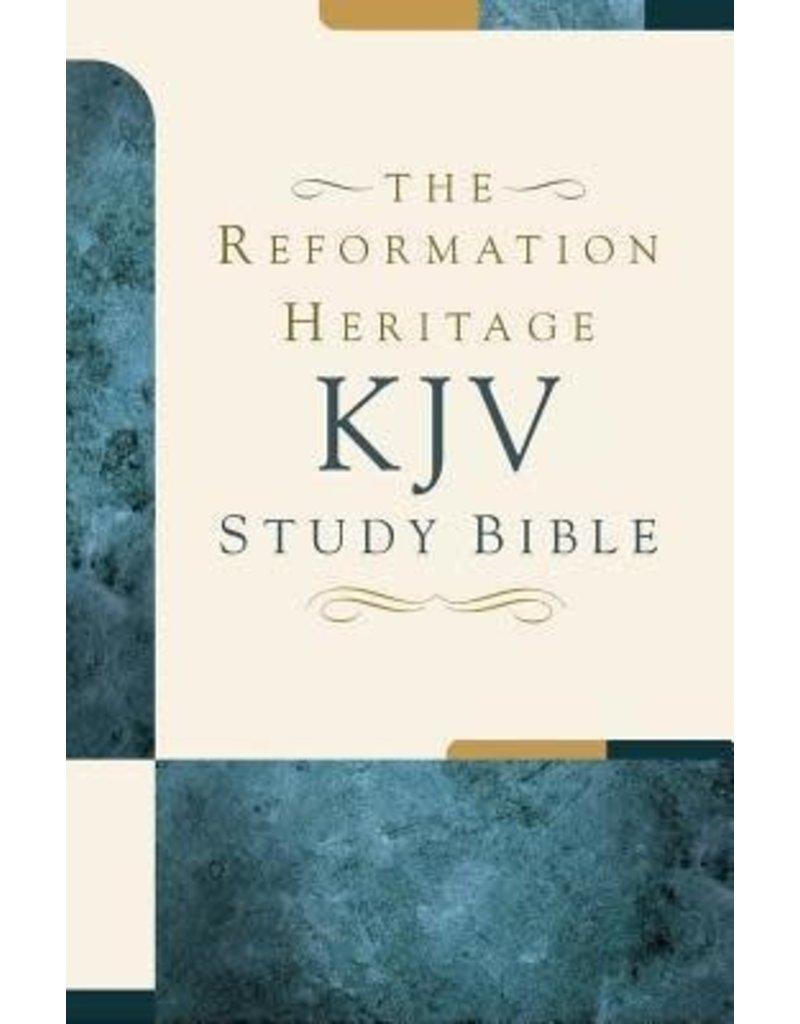 Reformation Heritage King James Bible