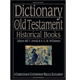 Arnold Dictionary of the O. T. Historical Books