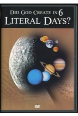Did God Create In 6 Literal Days? DVD