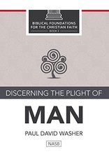 Washer Discerning the Plight of Man