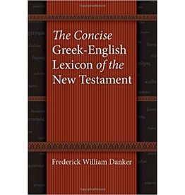 Danker Concise Greek-English Lexicon of the N.T.