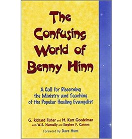 Fisher The Confusing World of Benny Hinn