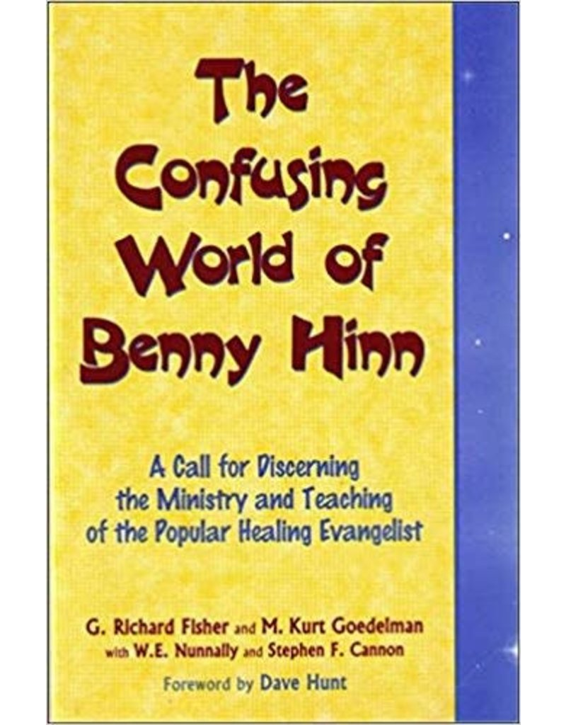 Fisher Confusing World of Benny Hinn, The