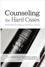 Scott Counseling the Hard Cases - Hardcover