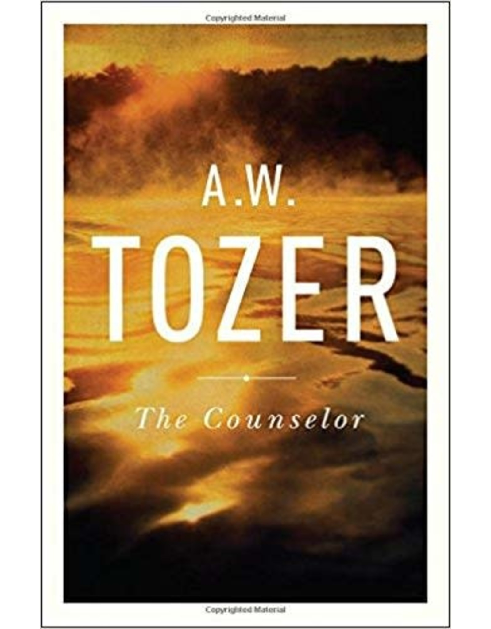 Tozer The Counselor