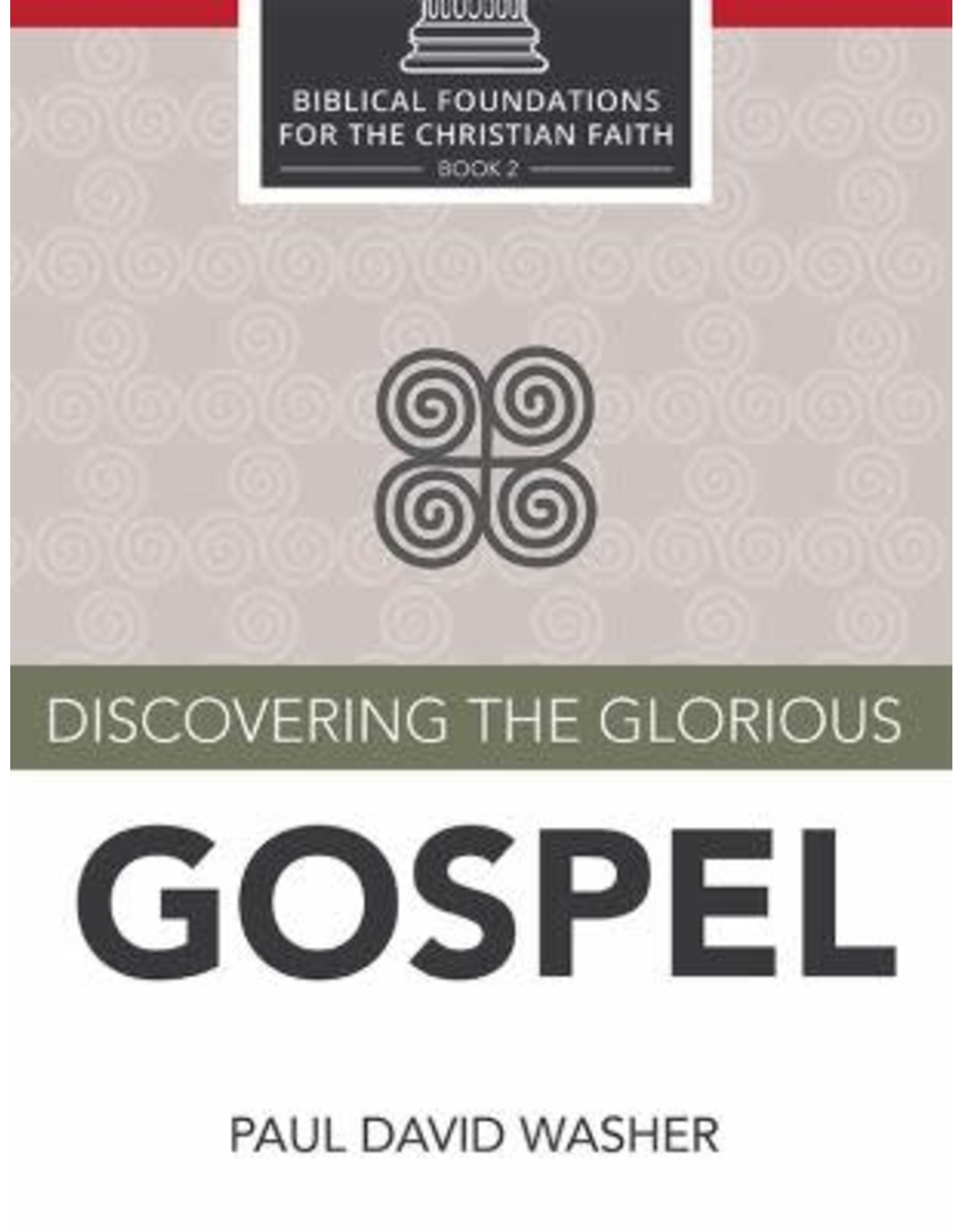 Washer Discovering the Glorious Gospel