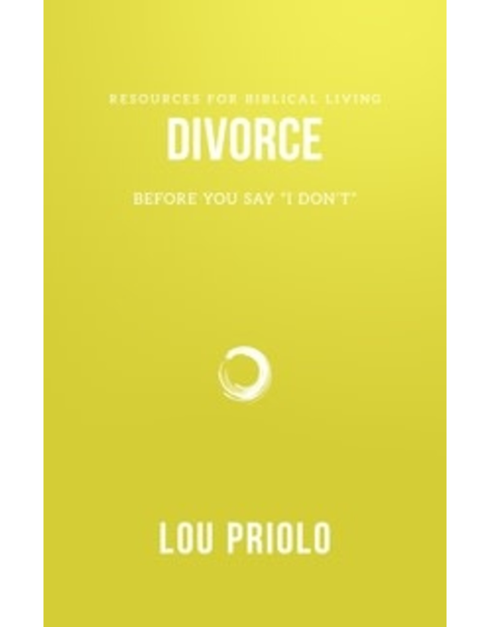 Priolo Divorce