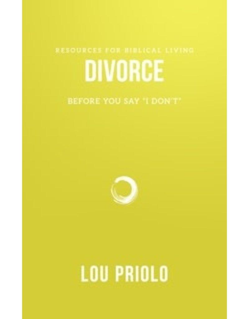 Priolo Divorce