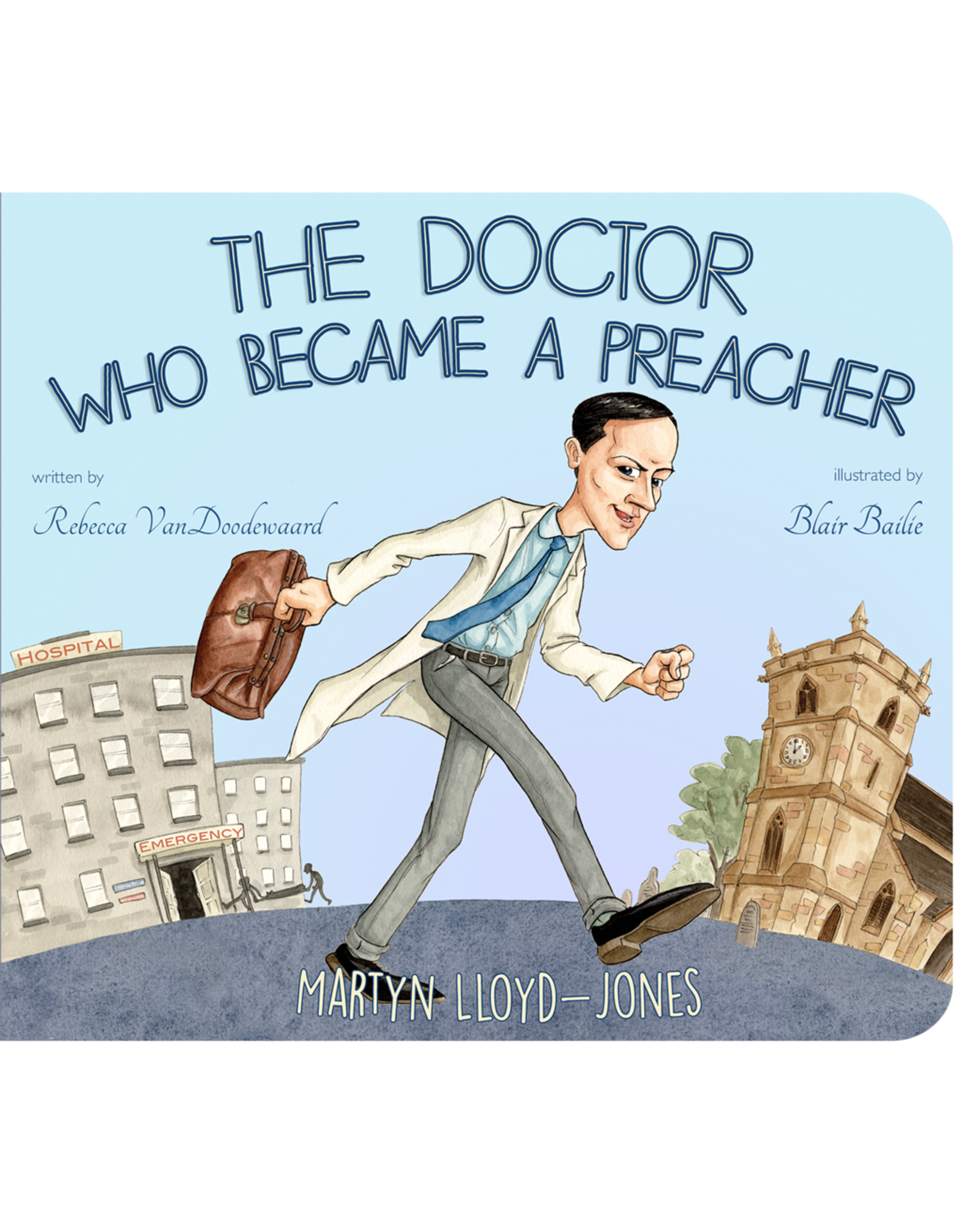 Doodewaard The Doctor Who Became a Preacher