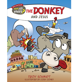 Schmidt Donkey and Jesus, The