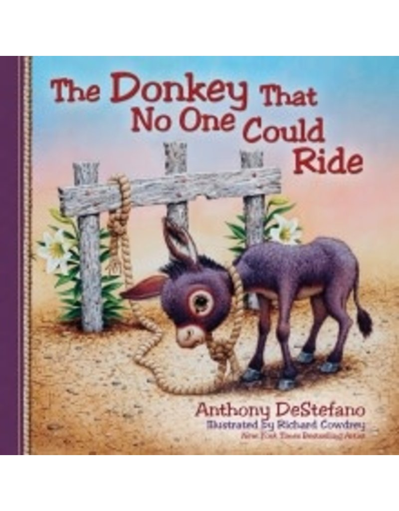 DeStefano Donkey That No One Could Ride, The