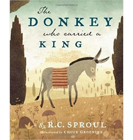 Sproul The Donkey Who Carried A King