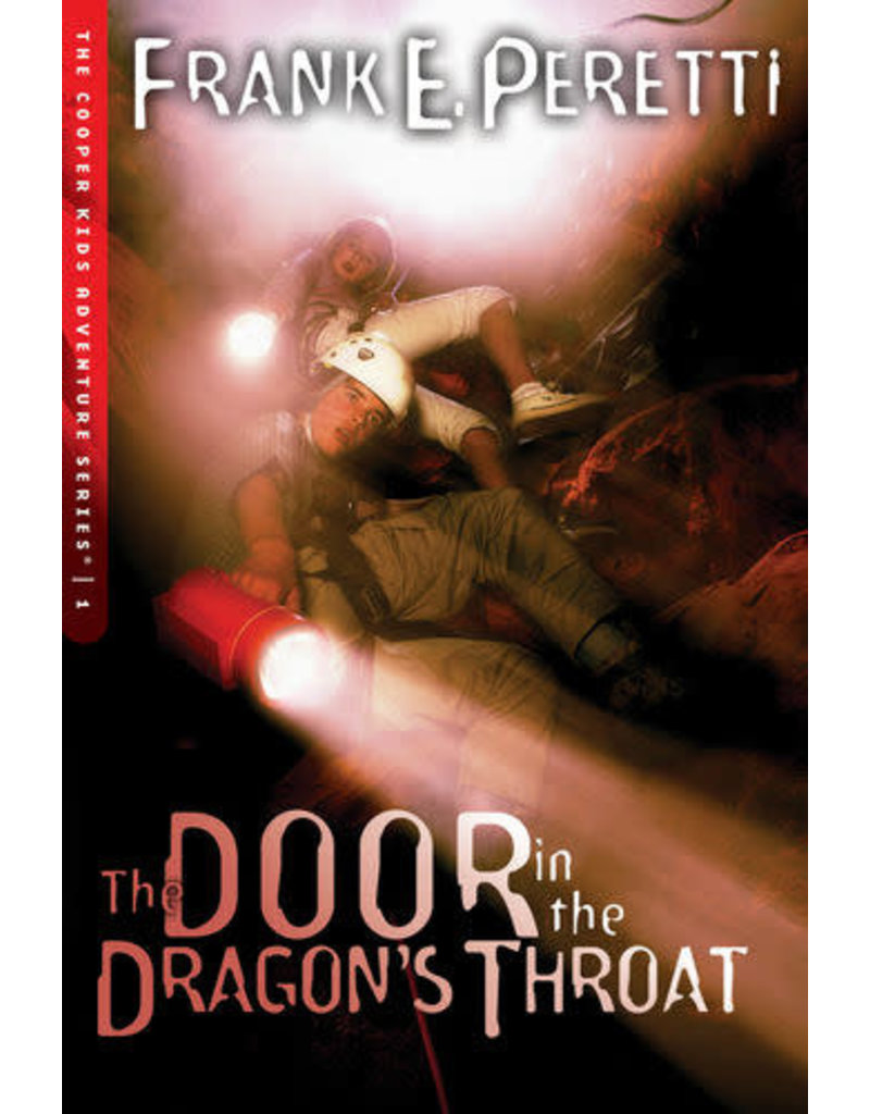 Peretti Door in the Dragon's Throat, The - Cooper Kids, Book 1