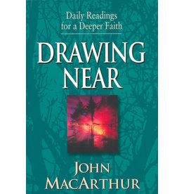 MacArthur Drawing Near