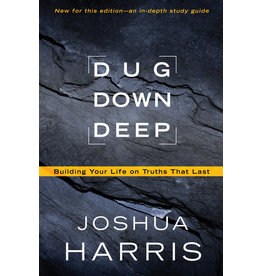 Harris Dug Down Deep
