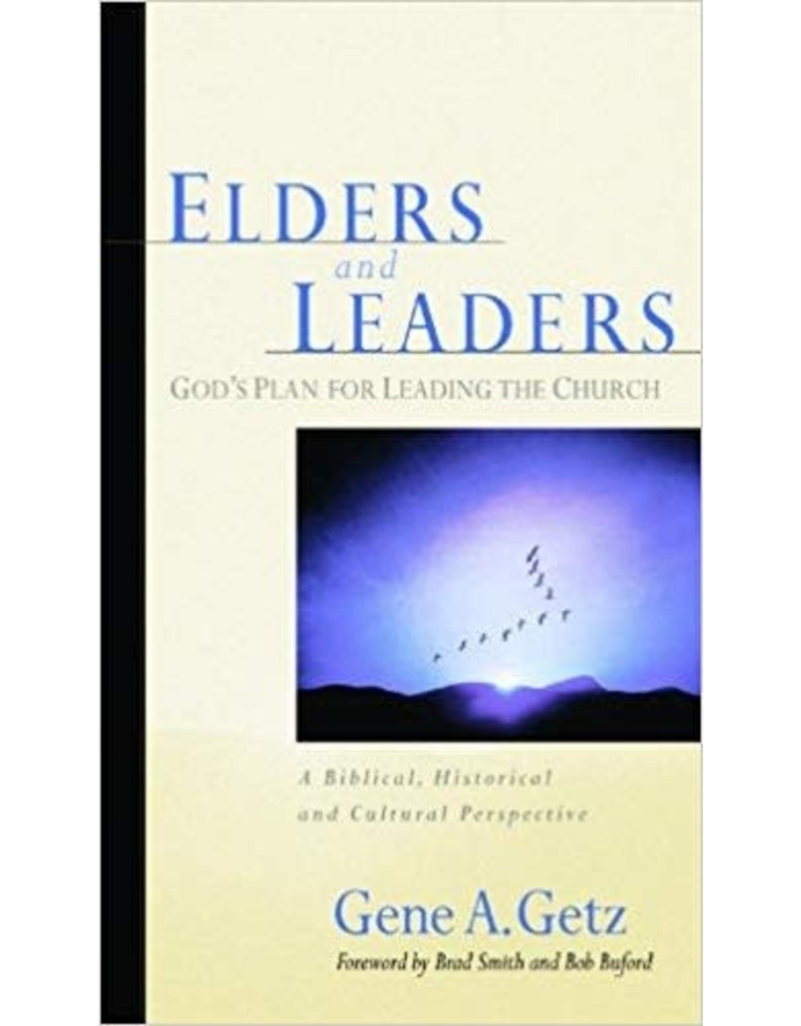 Getz Elders and Leaders