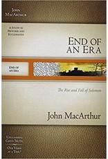 MacArthur End of an Era/1 Kings, Proverbs, Ecclesiastes
