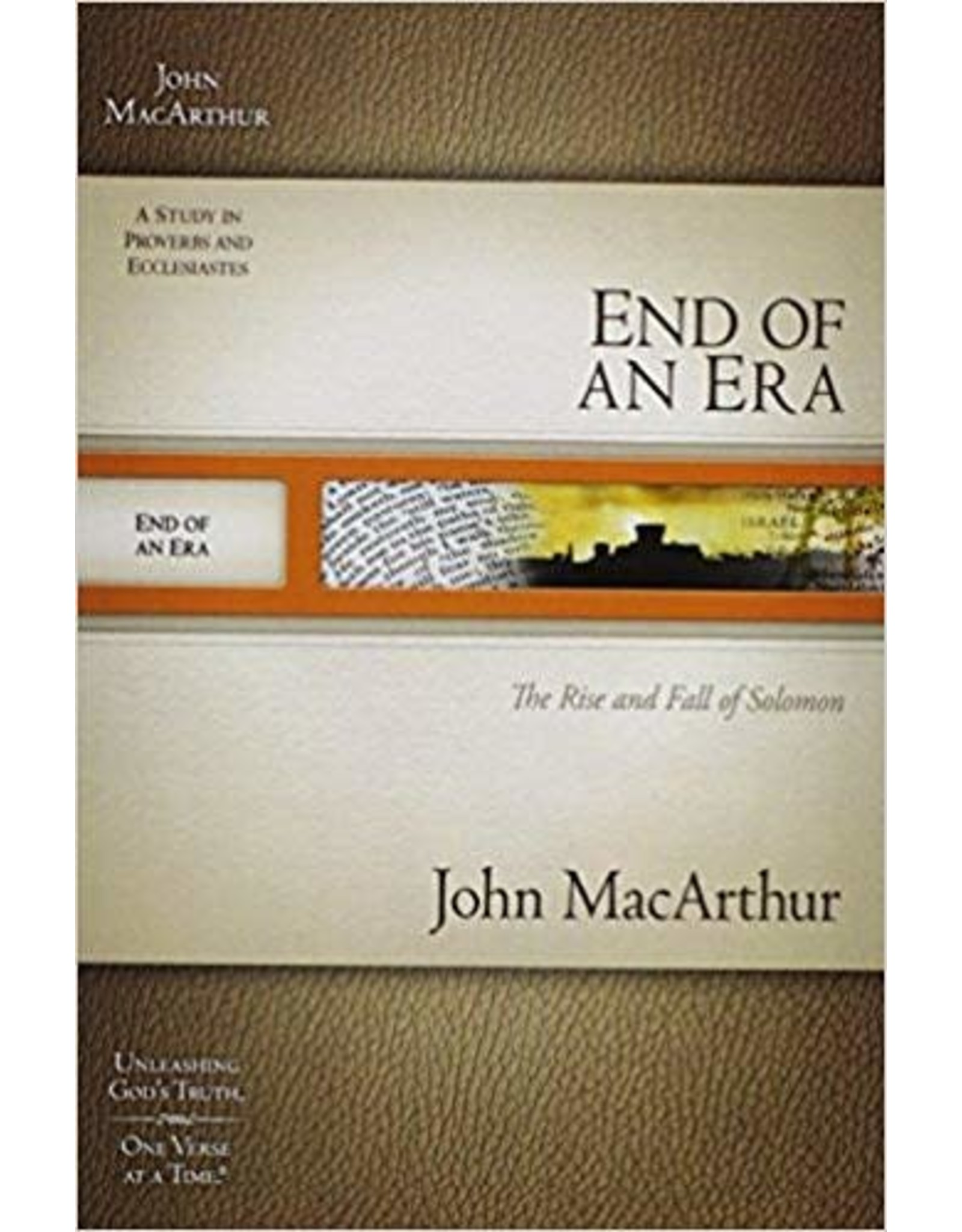 MacArthur End of an Era