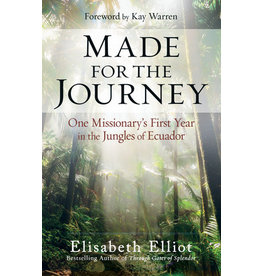 Elliot Made For the Journey