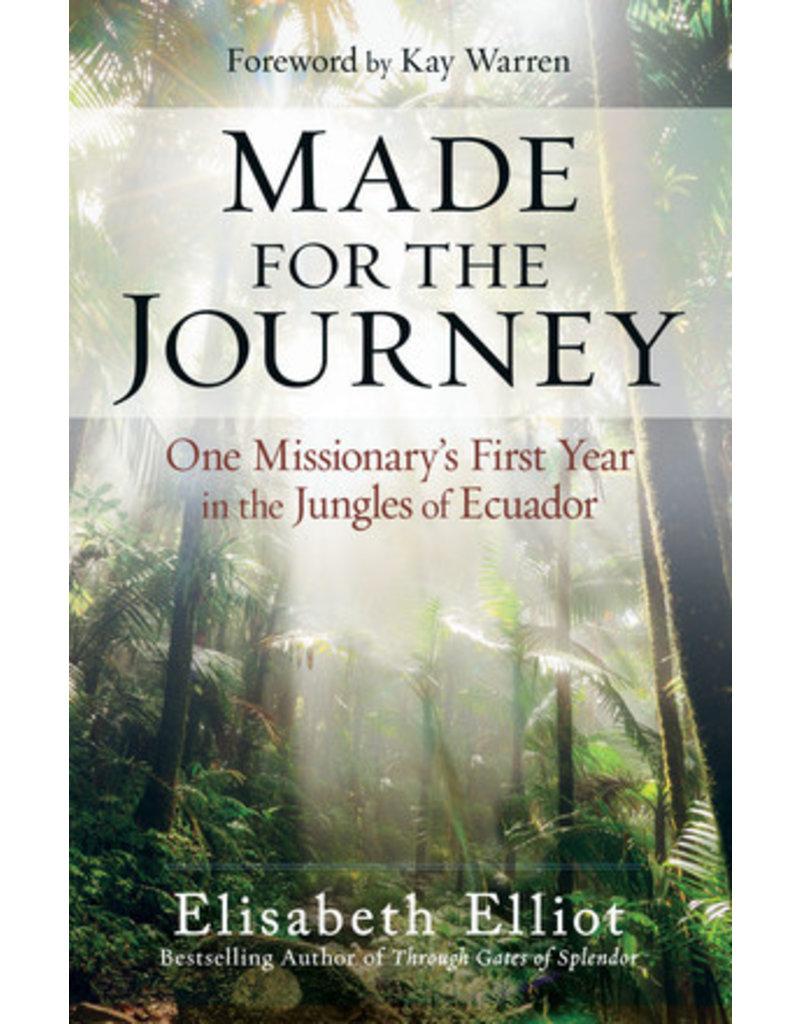 Elliot Made For the Journey