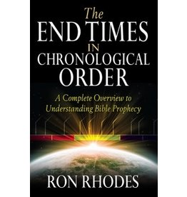 Rhodes The End Times In Chronological Order
