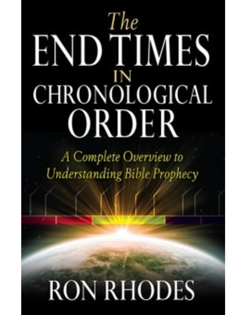 Rhodes End Times In Chronological Order, The