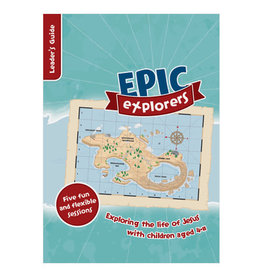 CE Ministries Epic Exploreres Leaders Guide