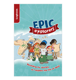CE Ministries Epic Explorers Logbook