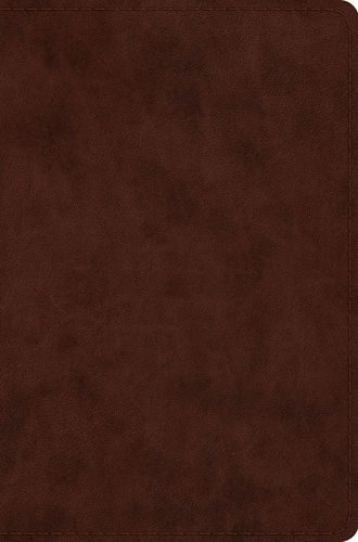 ESV Compact Bible, Trutone Brown