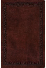 ESV Compact Outreach Bible, Mahogany