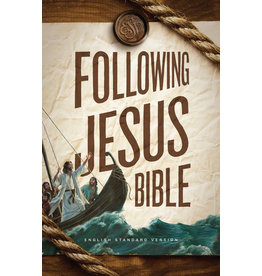 Crossway ESV Following Jesus Childrens Bible