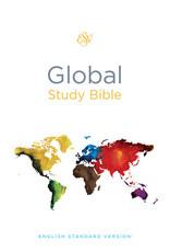 ESV Global Study Bible Hardcover