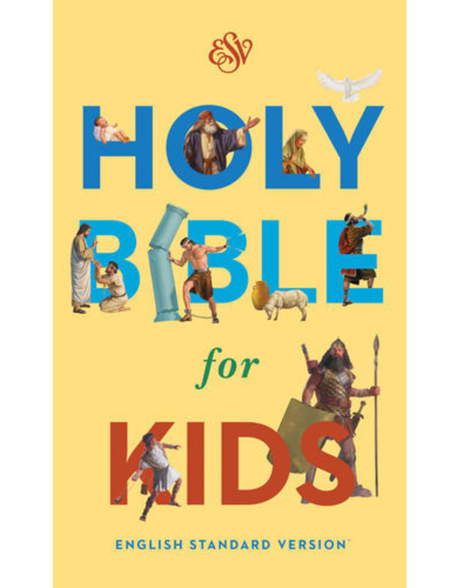 Crossway ESV Holy Bible for Kids