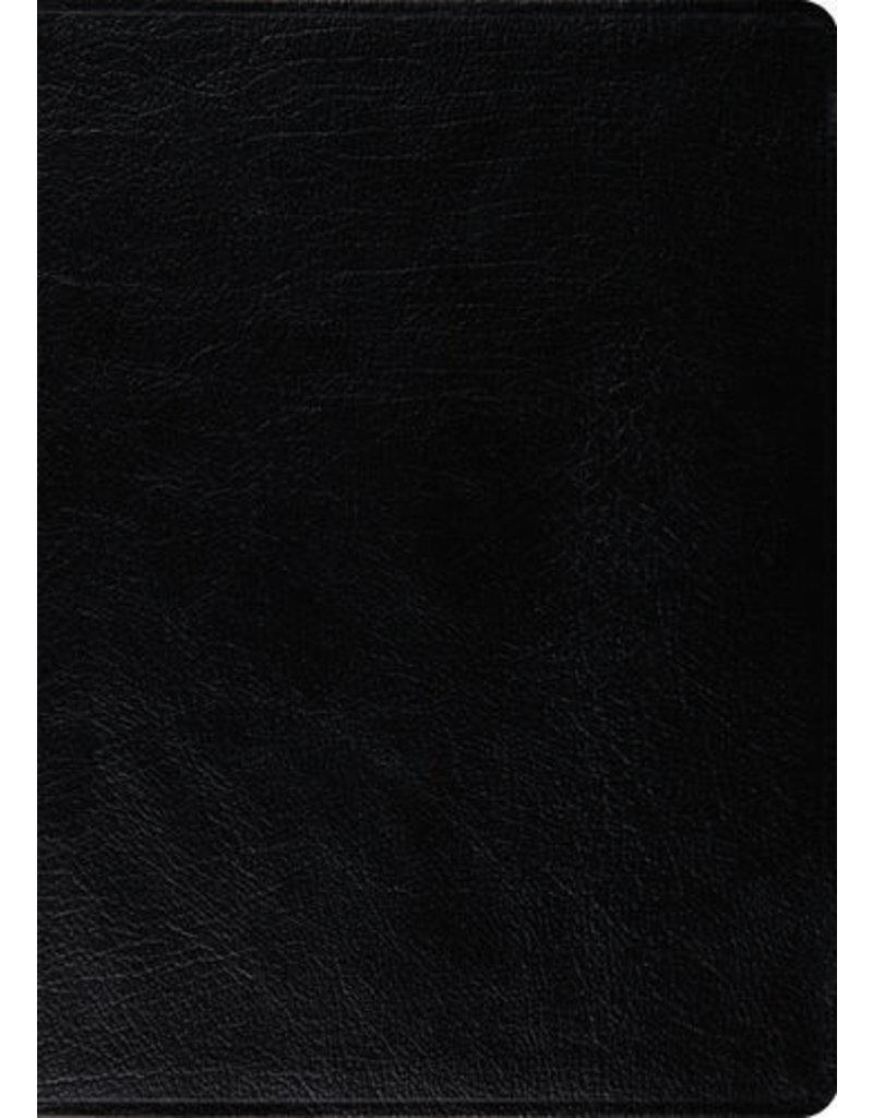 John MacArthur ESV MacArthur Study Bible Leather Black