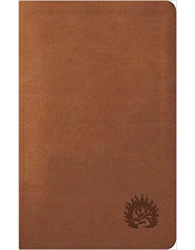 Ligonier ESV Reformation Study Bible Personal Light Brown