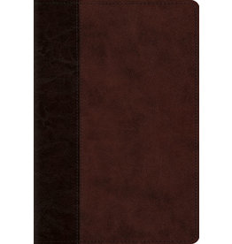 Crossway ESV The Psalms Trutone Brown/Walnut