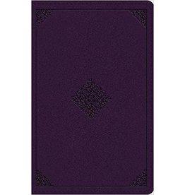Crossway ESV Thinline Bible, Trutone, Lavender