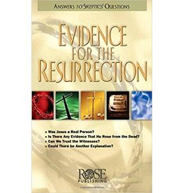 Rose Publishers Evidence for the Resurrection