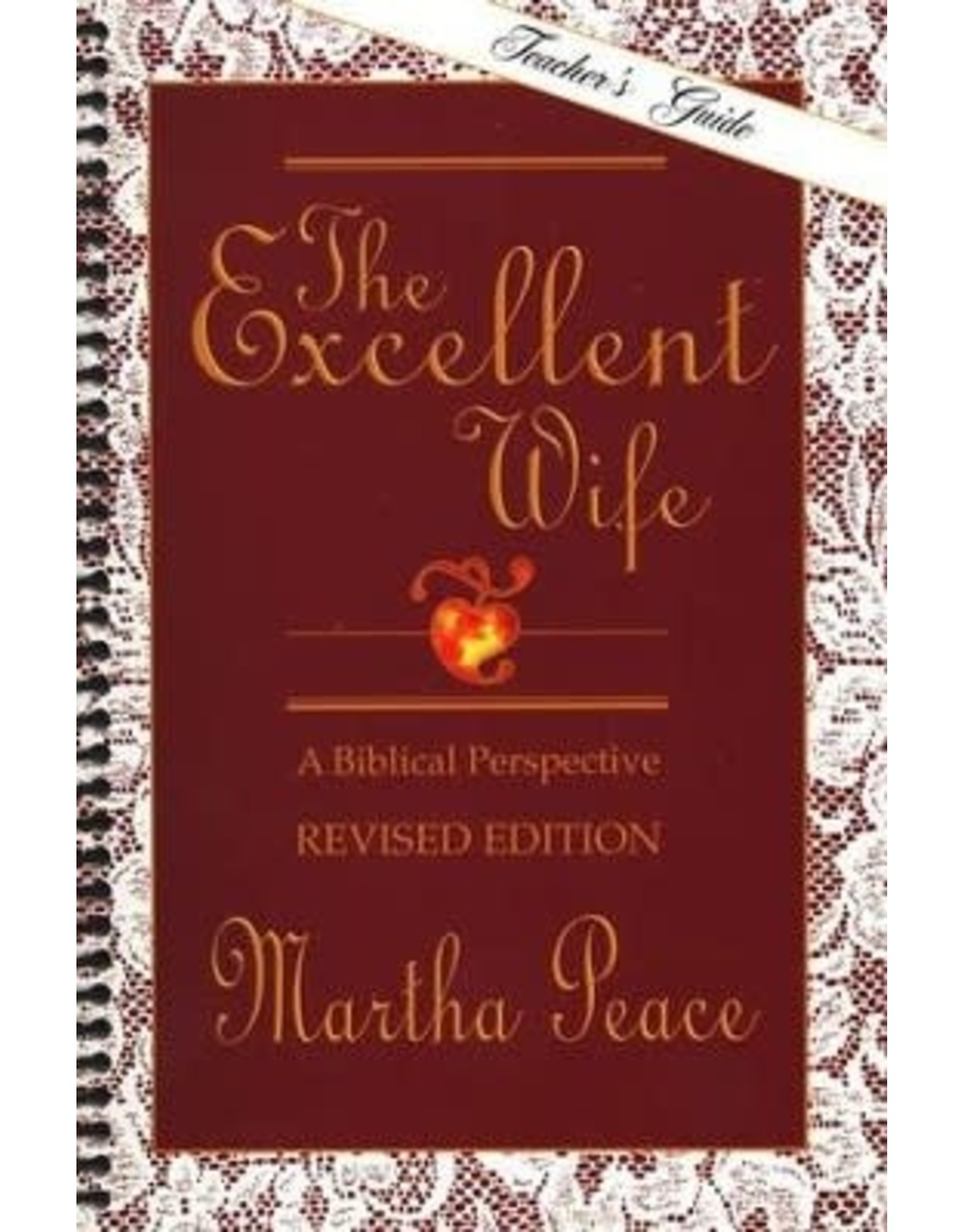 Peace Excellent Wife Teacher's Guide