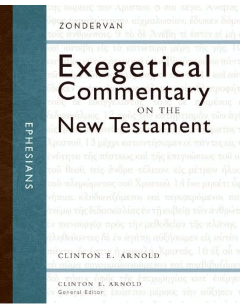 Arnold Exegetical Commentary on the N.T. Ephesians