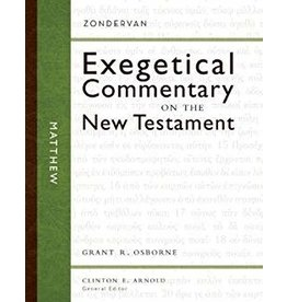 Osborne Exegetical Commentary on the New Testament Matthew