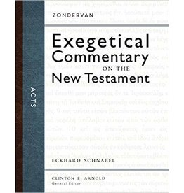 Schnabel Exegetical Commentary on the New Testament, Acts