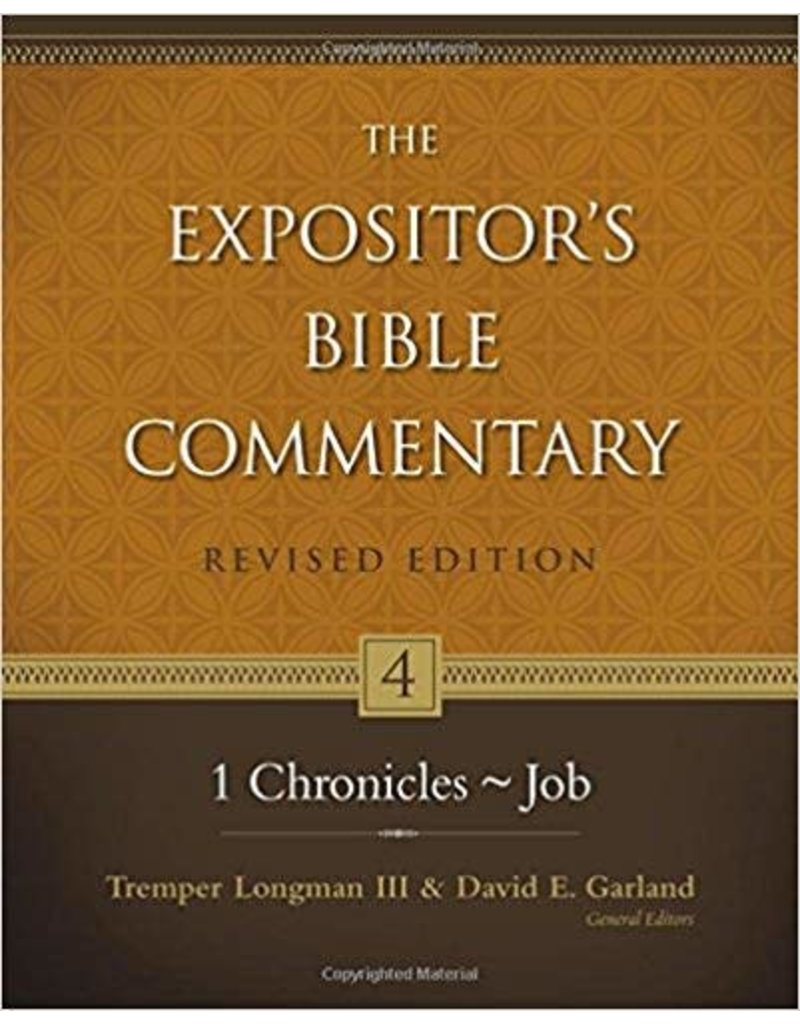 Longman/Garland Expositor's Bible Commentary, The. 1 Chronicles-Job